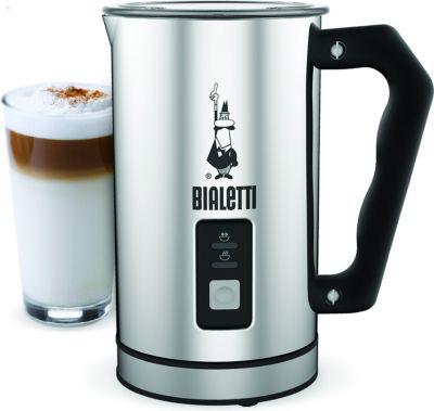 Bialetti Edelstahl-Milchaufschäumer | Küche und Esszimmer > Kaffee und Tee > Milchaufschäumer | Edelstahl | Bialetti