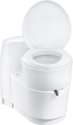 Cassetten-Toilette C 223 CS weiss E-Pumpe Campi...