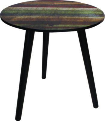 Couchtisch pluto 100x100 weiss fiberglas tisch rund for Beistelltisch 100x100