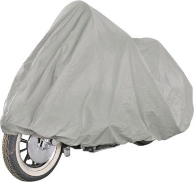 Motorrad Vollgarage Schutz 229x125cm Garage Abdeckplane Plane Roller Schutzhülle