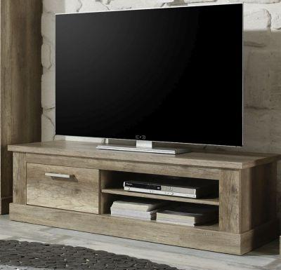 tv unterteil montreal eiche monument fernseher hifi schrank kommode sideboard