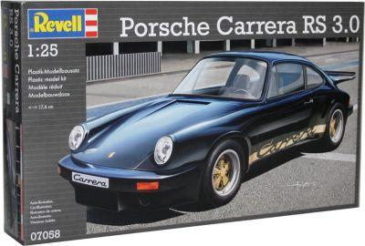 Revell Porsche Carrera RS 3.0 1:25 Modellbausat...