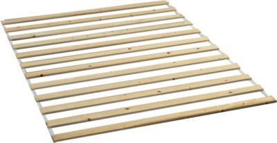 Lattenrost LASSE 180x200 cm Kiefer Rollrost Bettrost   Schlafzimmer > Lattenroste > Rollroste   Kiefer - Nylon   dynamic24