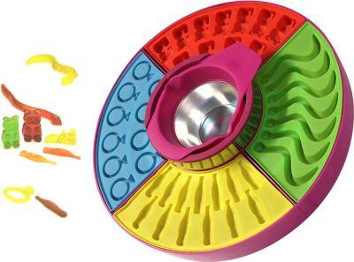 Gummibärchenmaschine Maschine Gummibären Frucht...