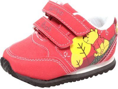 disney-babyschuhe-lauflerner-sneaker-mit-klettverschluss-winnie-the-pooh-rot