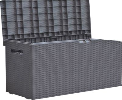 auflagenbox rattan preisvergleich die besten angebote online kaufen. Black Bedroom Furniture Sets. Home Design Ideas