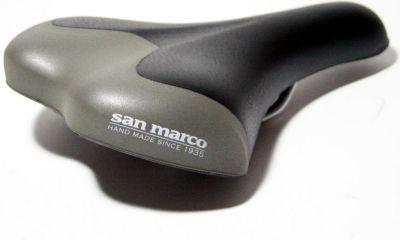 Pro Vip Damen Fahrradsattel von Selle San Marco Trekking Fahrrad Sattel Neu