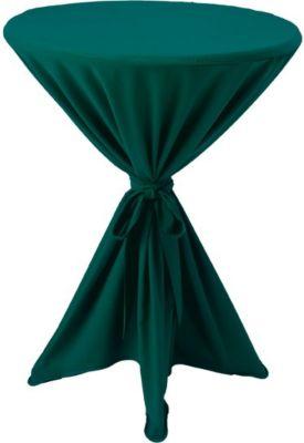 Husse für Stehtische Ø 80-90cm - Grün