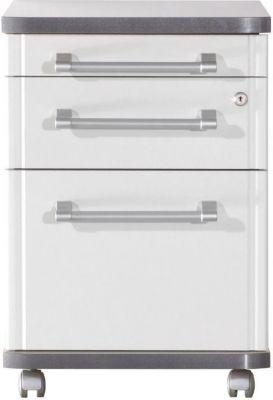 rabatt germania kartei rollcontainer aktenschrank schrank b rocontainer. Black Bedroom Furniture Sets. Home Design Ideas
