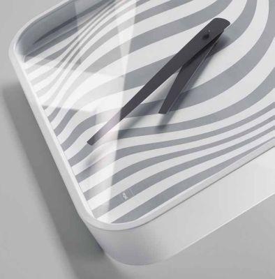 B-Ware Sigel Design Wanduhr Opta artetempus WU1...