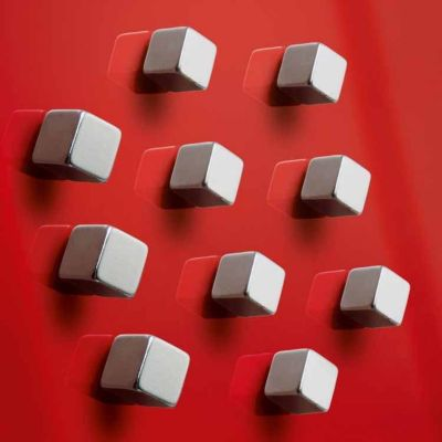 10x Sigel Super Dym Magnete C5 Strong GL193 Power Magnet f. Magnetwand Tafel