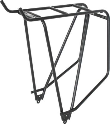 Tubus Cargo Fahrrad Gepäckträger schwarz 28´´ hinten Neu