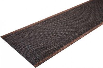 Küchenteppich / Küchenmatte / Teppichläufer Arabo Braun 67 x 1400 cm | Heimtextilien > Teppiche > Sonstige-Teppiche | Havatex