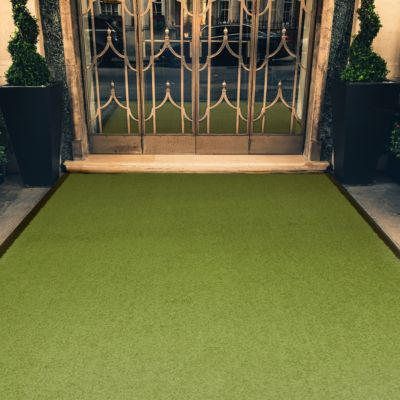 Schmutzfang Läufer Conti Grün 100 x 550 cm