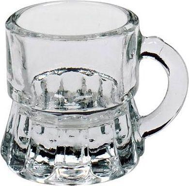 Bon Box Schnapsglas, Stamper mit Henkel, Glas, 2cl, transparent (1 Stück)