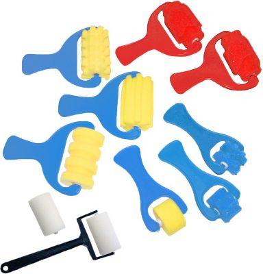 eduplay-240-037-schaumstoff-roller-rollstempel-mehrfarbig-10-teilig-1-set-