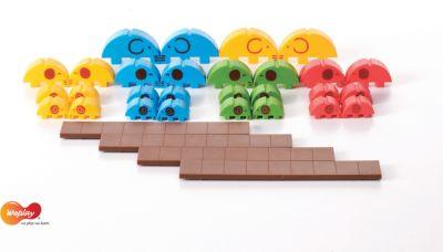 weplay-kf0007-jumbo-circus-balance-elefanten-in-3-gro-en-4-bretter-28-elefanten-bunt-32-teilig-1-set-
