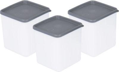 my-basics-gefrierdose-quadratisch-kunststoff-1250ml-10x10x11-5cm-wei-grau-3er-pack-