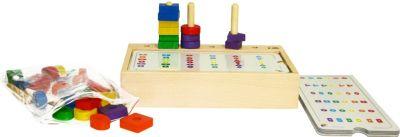 eduplay-120-243-geo-steckspiel-mit-36-geometrischen-holzformen-vorlagekarten-mehrfarbig-1-set-