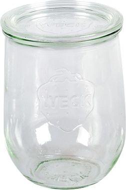745 Rundrandglas ´´Tulpe´´ 1000ml, Höhe 15,5 cm, klar (1 Stück)