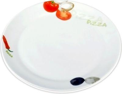 678114 ´´Light Line´´ Pizzateller Ø? 30cm, Porzellan, weiß (1 Stück)