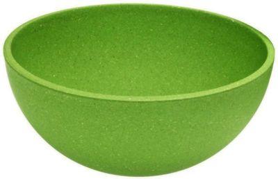 Magu Schale Natur Design aus natürlichen Materialien, Ø 16 cm, grün (1 Stück)