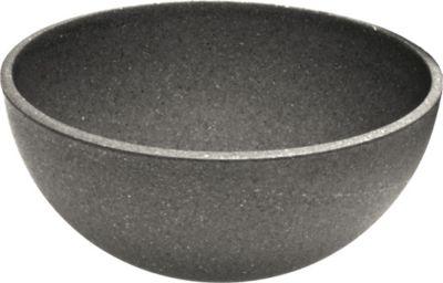 Magu Schale Natur Design aus natürlichen Materialien, Ø 16 cm, schiefer (1 Stück)