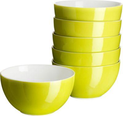 domestic-927231-swoon-muslischale-14cm-porzellan-grun-6er-pack-