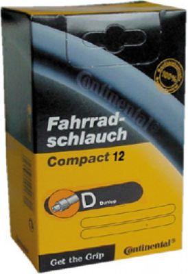 0181071 ´´Compact 12´´ Schlauch, 12 1/2x1.75/2 1/4´´ (44/62-194/222) DV, schwarz (1 Stück)
