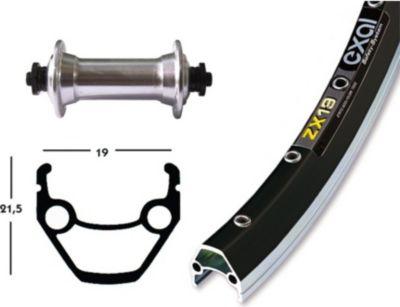 vorderrad-28-exal-zx-19-gespeicht-36-loch-nabe-shimano-tx800-schwarz-silber-1-stuck-