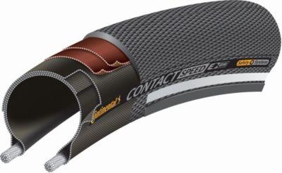 0101418 Reifen Contact Speed Reflex 28´´700x42 C (40C) 42-622 Skin, schwarz/reflex (1 Stück)
