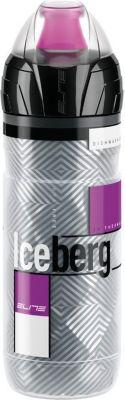 0080349 Thermaltrinkflasche Elite Iceberg 500ml, Logo lila (1 Stück)