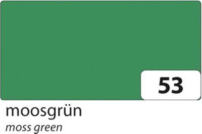 Folia 6122/4/53 Tonkarton 220g/m², DIN A4, 100 Blatt, moosgrün (100 Bogen) - Preisvergleich