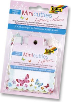 folia-designpapier-mini-cutties-duo-set-lufttanz-blumen-2x-24-anhanger-mehrfarbig-48-teilig-1-set-