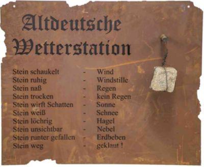 Siena Garden 1-0992 Altdeutsche Wetterstation E...