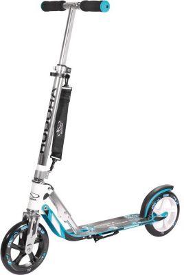 City Scooter ´´Big Wheel 205´´, silber/türkis (1 Stück)