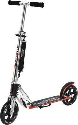 City Scooter ´´Big Wheel RX 205´´, schwarz/silber/rot (1 Stück)