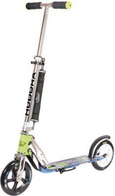 City Scooter ´´Big Wheel 205´´, silber/grün/blau (1 Stück)