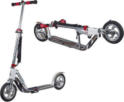 City Scooter ´´Big Wheel Air 205´´, weiß/silber (1 Stück)