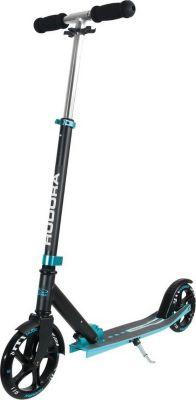 City Scooter ´´Big Wheel Bold 205´´, schwarz/hellblau (1 Stück)