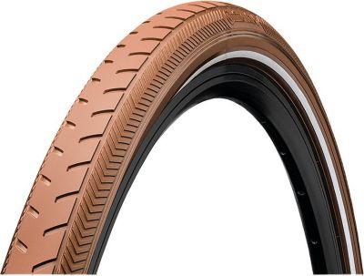 0101545 Reifen Ride Classic Draht 28x1.60´´ 42-622, braun/reflex (1 Stück)