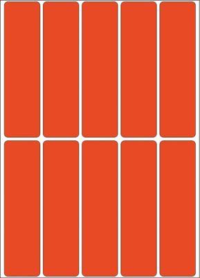HERMA Vielzwecketiketten weiß 22x32 mm Papier matt 640 St.