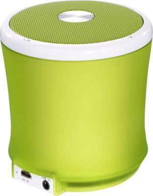 Aktivbox TERRATEC BT NEO grün XS - Bluetooth