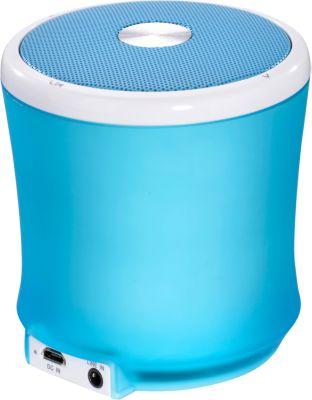 Aktivbox TERRATEC BT NEO blau XS - Bluetooth