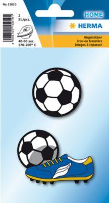 HERMA Bügelbilder Fussball