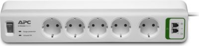 APC SurgeProtector PM5T-GR 5-fach Überspannungsschutz