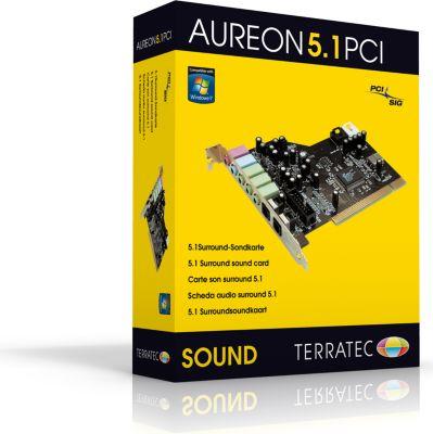 Soundkarte TERRATEC AUREON 5.1 PCI retail