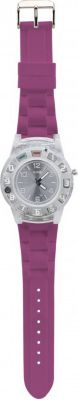 OLYMPIA Watchphone Bi Handy Armbanduhr violett inkl. Headset - Preisvergleich