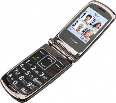 OLYMPIA Style schwarz Komfort Senioren Mobiltel...