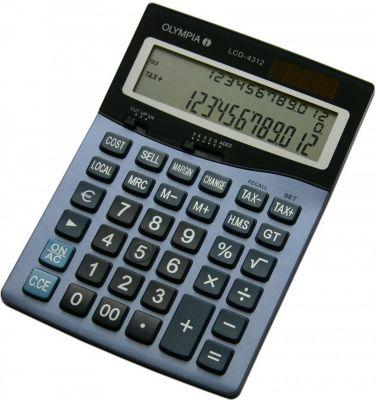 LCD 4312 Tischrechner